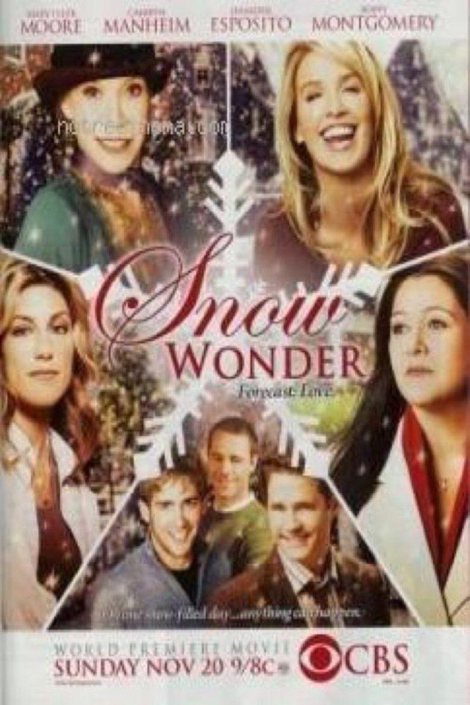 Snow Wonder Poster