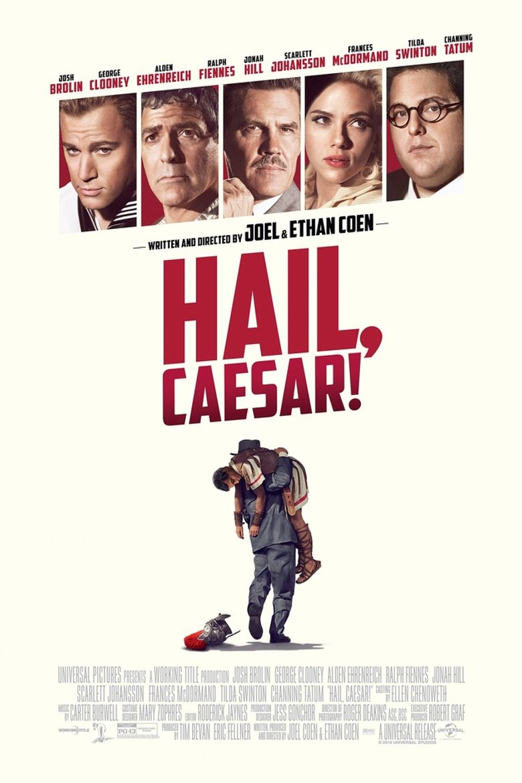 Hail, Caesar! Poster