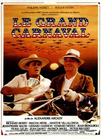 Le Grand Carnaval Poster