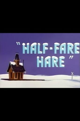 Half-Fare Hare Poster