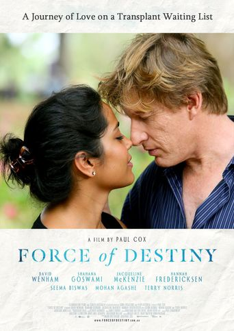 Force of Destiny Poster