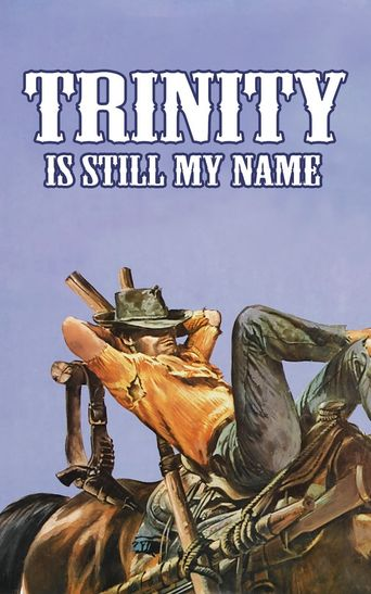 Trinity is Still My Name Poster