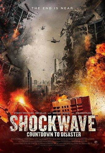 Shockwave Countdown To Disaster Poster