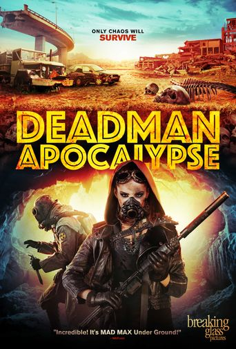 Deadman Apocalypse Poster