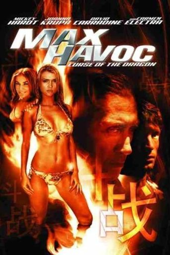 Max Havoc: Curse Of The Dragon Poster