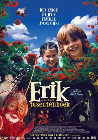 Erik or of Insects Poster