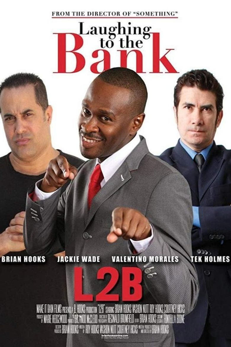 Laughing to the Bank Poster