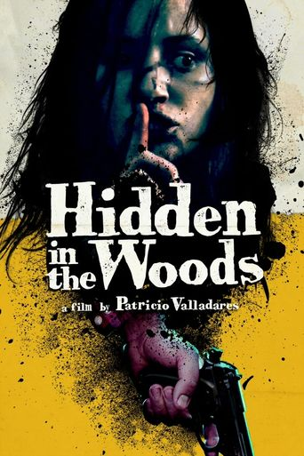 Hidden in the Woods Poster