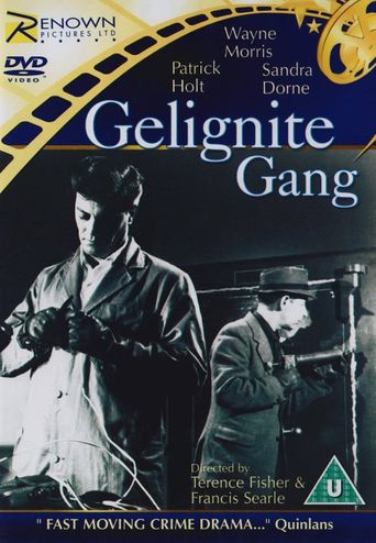 The Gelignite Gang Poster