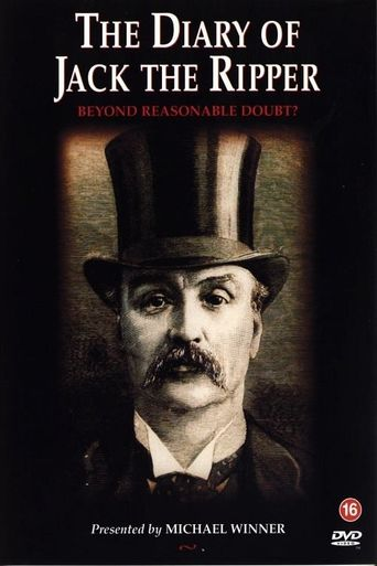 The Diary of Jack the Ripper: Beyond Reasonable Doubt? Poster