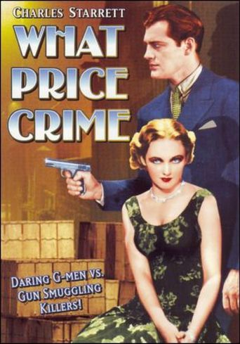 What Price Crime Poster