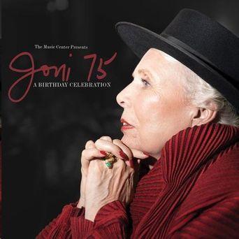 Joni 75: A Birthday Celebration Poster