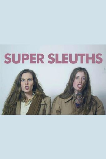 Super Sleuths Poster
