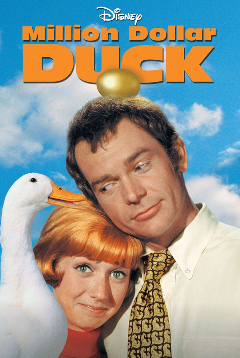The Million Dollar Duck Poster