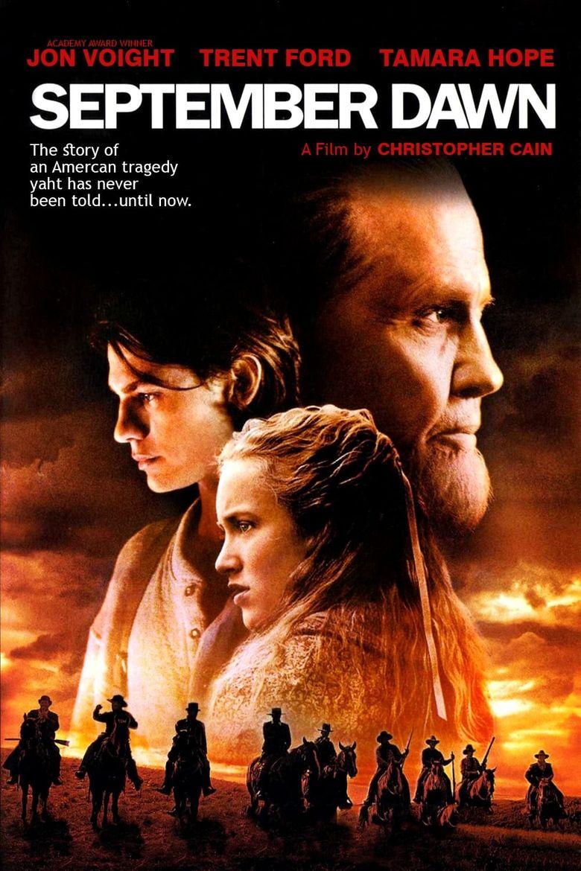 September Dawn Poster