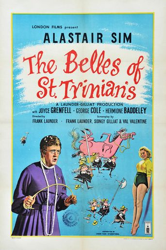 Watch The Belles of St. Trinian's