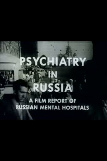 Psychiatry in Russia Poster