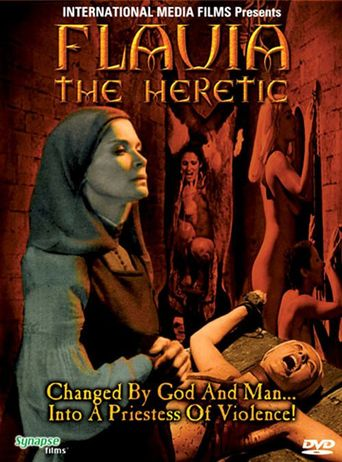 Flavia the Heretic Poster