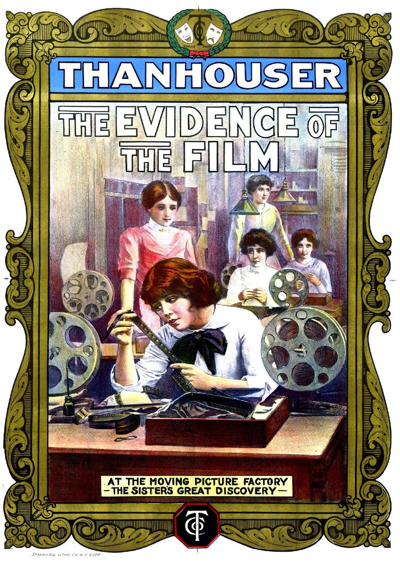 The Evidence of the Film Poster