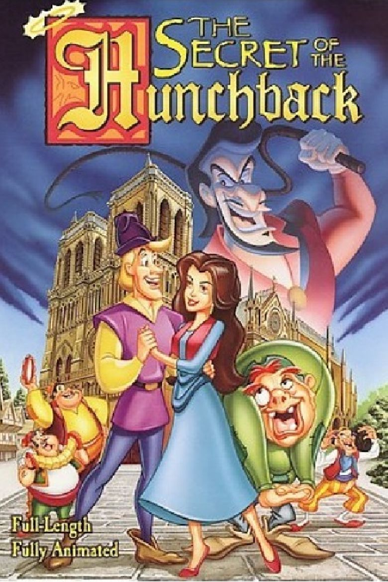 Watch The Secret of the Hunchback