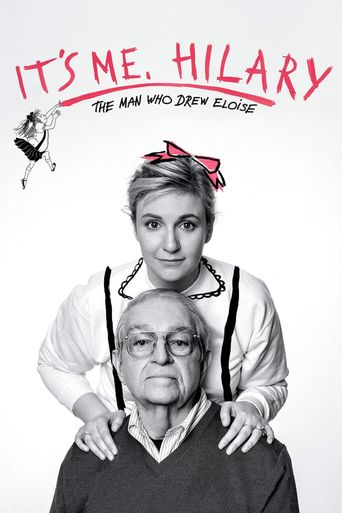 It's Me, Hilary: The Man Who Drew Eloise Poster