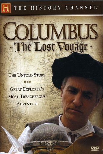 Columbus The Lost Voyage Poster