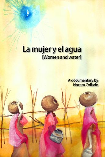 Women and Water Poster