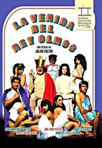 La venida del rey Olmos Poster