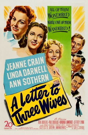 Watch A Letter to Three Wives