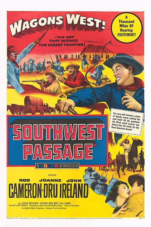 Southwest Passage Poster