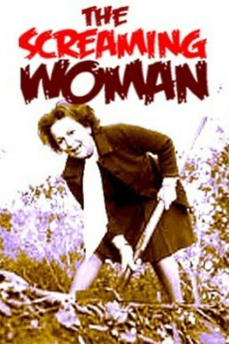 The Screaming Woman Poster