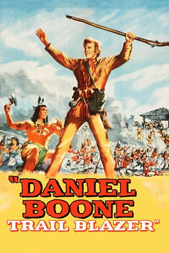 Watch Daniel Boone, Trail Blazer