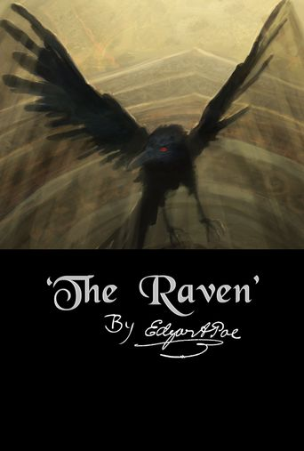 The Raven (by Edgar Allan Poe) Poster