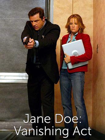 Jane Doe: Vanishing Act Poster