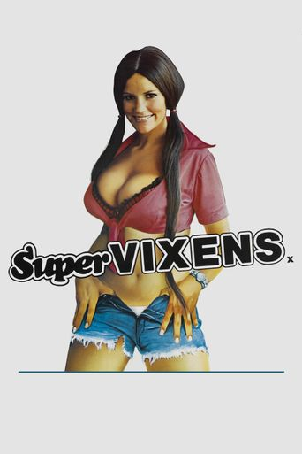 Supervixens Poster