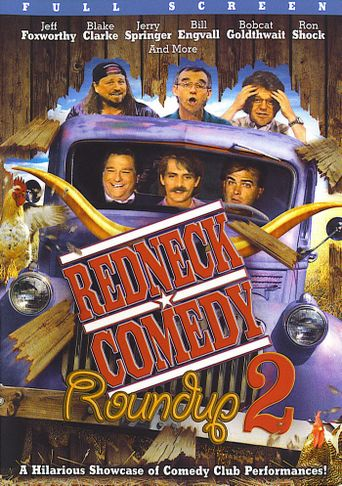 Redneck Comedy Roundup, Volume 2 Poster