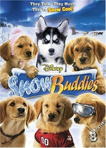 Snow Buddies Poster