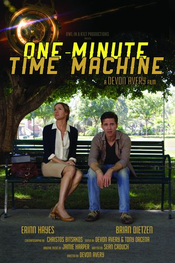 One Minute Time Machine Poster