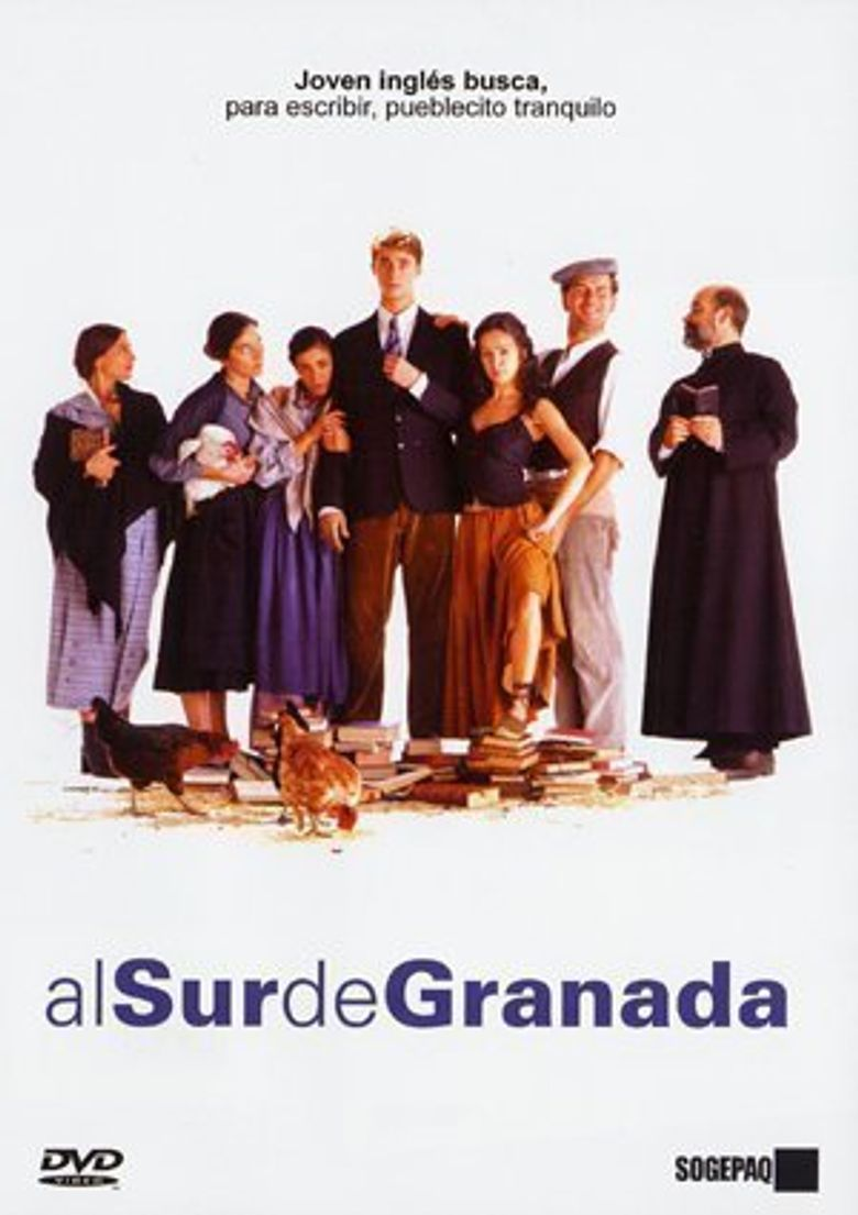 South from Granada Poster