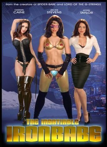 The Insatiable Ironbabe Poster