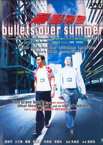 Bullets Over Summer Poster