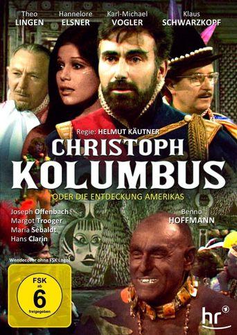 Christoph Kolumbus oder Die Entdeckung Amerikas Poster
