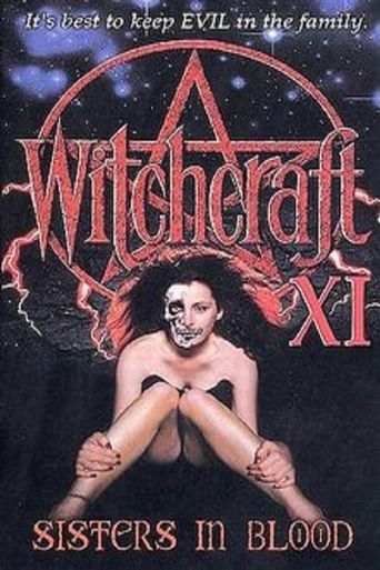Witchcraft XI: Sisters in Blood Poster