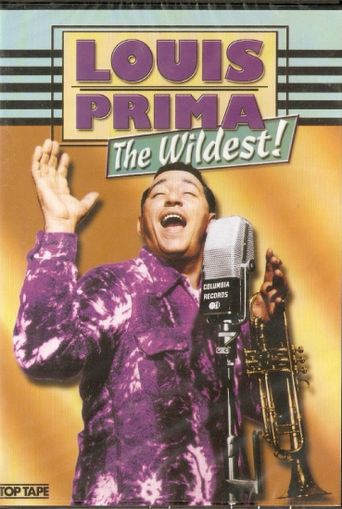 Louis Prima: The Wildest! Poster