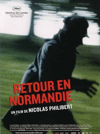 Back to Normandy Poster