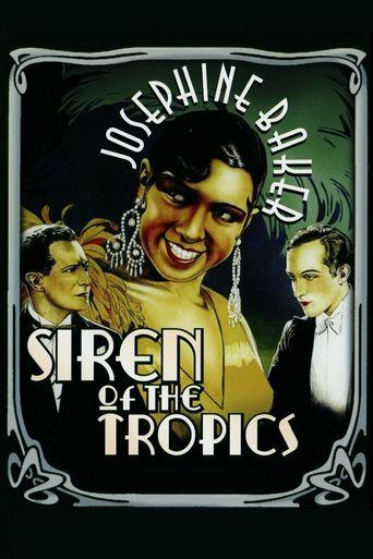 Siren of the Tropics Poster