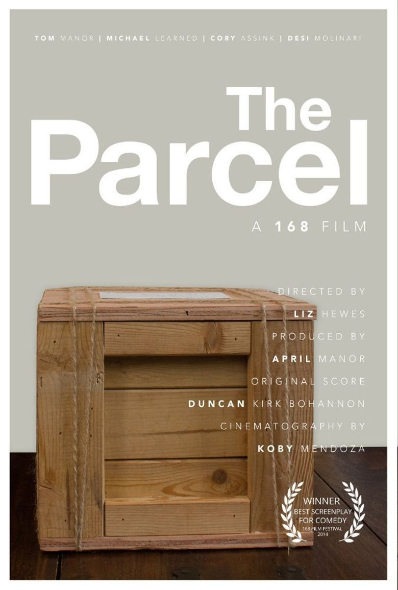 The Parcel Poster