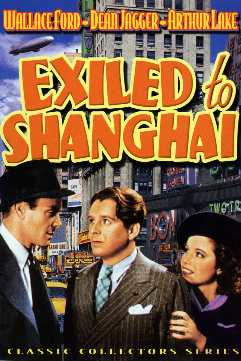 Exiled to Shanghai Poster