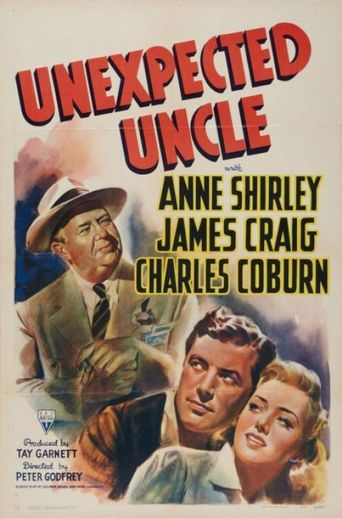 Unexpected Uncle Poster