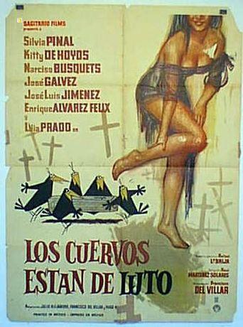 Los cuervos están de luto Poster